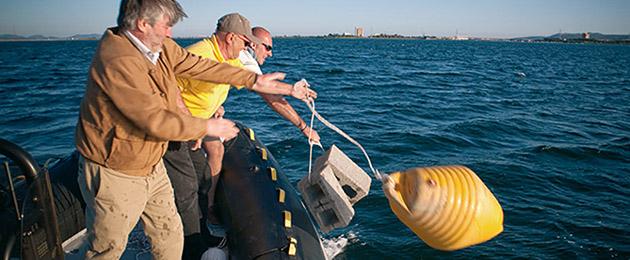 L30-Aero-Club-Como-buoy-Sardinia