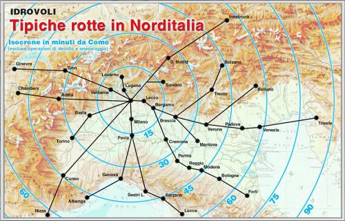Idrovoli-routes